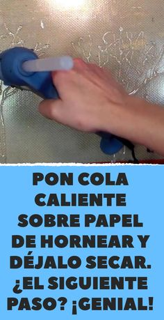 Put hot glue on baking parchment and wait until it dries. - Crafts with hot glue - Put hot glue on baking parchment and wait until it dries. Hot Glue Art, Crafts With Hot Glue, Glue Gun Projects, Glue Gun Crafts, Diy Glue, Fun Craft, Crafts For Kids, Easy Crafts, Craft Ideas