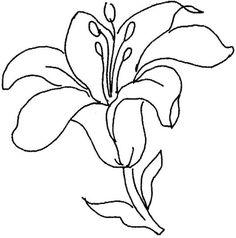 Black outline drawing flower white flowers free drawing black outline drawing flower white flowers free drawing pinterest outline drawings drawing flowers and white flowers mightylinksfo