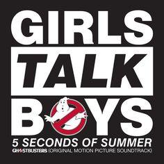   5SOS NEW SINGLE GIRLS TALK BOYS LEAKED BEFORE RELEASE DATE! (VIDEO)   http://www.boybands.co.uk