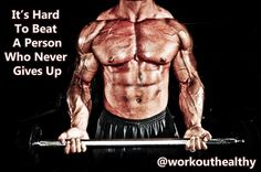 Great Workout Motivation for healthy life and fitness..... fitness-motivation eating-healthy-tips fitness