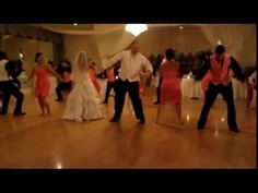 Suprise Wedding Dance To The Wobble