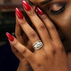 2.Ct Sim.Diamond Ladies Wedding Band Yellow Gold Fn Bridal Engagement Ring Set