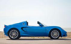 Lotus Elise Side Shot