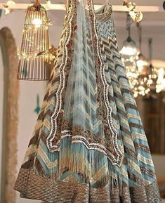 Looking for Bridal Lehenga for your wedding ? Dulhaniyaa curated the list of Best Bridal Wear Store with variety of Bridal Lehenga with their prices Indian Wedding Fashion, Indian Bridal Outfits, Indian Bridal Lehenga, Indian Designer Outfits, Punjabi Wedding, Lehnga Dress, Lehenga Top, Blue Lehenga, Dress Indian Style