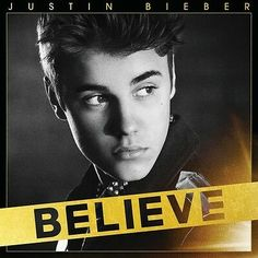 Global superstar Justin Bieber officially takes the wraps off his eagerly anticipated new studio album BELIEVE. BELIEVE takes flight on the wings of Boyfriend its first worldwide smash single. The Bo. Justin Bieber Tickets, Justin Bieber Albums, Justin Bieber Music, Justin Bieber Believe, Justin Bieber Album Cover, Music Album Covers, Music Albums, Music Songs, Uk Music