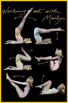 Pilates Marilyn