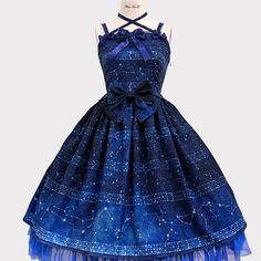 710bac2ffb70 Starlight of serenity jsk Super Cute Dresses