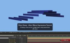 Wavy Davey - After Effects Expressions Tutorial on Vimeo