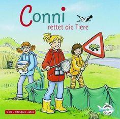 Hörbuch: Meine Freundin Conni. Conni rettet die Tiere  von Julia Boehme