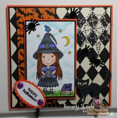 Halloween http://www.the-papernest.com/ http://yorkiemomscrapping.blogspot.com/