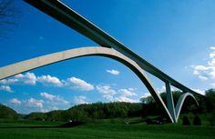 Natchez Trace Parkway Bridge in Franklin, TN