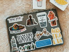 MadEDesigns is an independent artist creating amazing designs for great products such as t-shirts, stickers, posters, and phone cases. Apple Laptop Stickers, Macbook Air Stickers, Sticker Shop, Sticker Design, Imac Laptop, Bubble Stickers, Mac Stickers, Vsco, Yorky