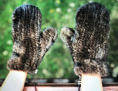 Brand new addition to the store !Mittens are the perfect accessory! New knit scarf machine knit by me MINK . Super SOFT Mittens are made in a smoke free environment. Custom Hats, Pom Pom Hat, Fox Fur, Mink, Hats For Women, Arm Warmers, Mittens, Knitted Hats, To My Daughter