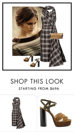 """""""Rh - 750"""" by randeee ❤ liked on Polyvore featuring Michael Kors, Lanvin and Marni"""