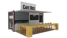 Container Concepts™ fabricates recycled shipping containers to ...