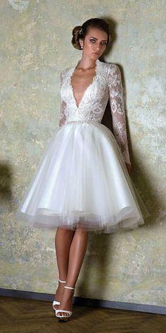 short wedding gowns 4