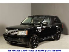 2006 Land Rover Range Rover Sport Supercharged - $20,980