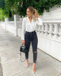 "10k aprecieri, 218 comentarii - KATHERINE BOND (@katherine_bondd) pe Instagram: ""@asos Farleigh Jeans you are my fav 😍"""