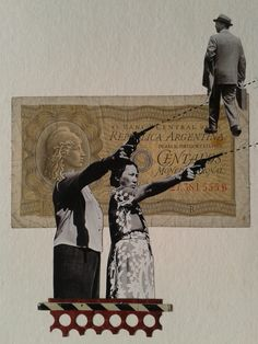 Revista EMPRENDE CULTURA. Arte de Tapa #3. Carolina Chocron: Biilletera mata galán.