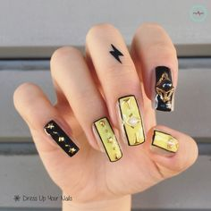 24 Best High Fashion Nails Images On Pinterest