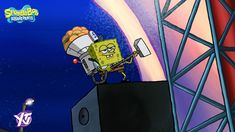 SpongeBob Squarepants   Krusty Koncessionaires Clip   YTV