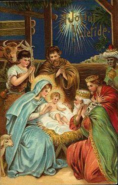 The Holy Birth