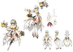 ✧ #characterconcepts ✧ Code: Empress from Elsword