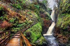 River Trail, Nine Glens of Antrim, Northern Ireland