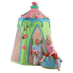 Haba Play Tent Rose Fairy