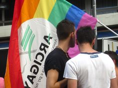 """Photos from Bologna Pride 2012"" by @travelsofdam"