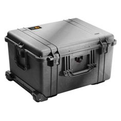 Pelican 1620 Wheeled Case No Foam Waterproof, crush-proof and dust-proof Easy open double throw latches Open cell core with solid wall design - strong, lightweight Automatic pressure equalization valve Fold down handles and retractable extension handle Photo Accessories, Camera Accessories, Black Friday Camera, Pelican Case, Camera Case, Camera Gear, Protective Cases, Wall Design