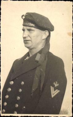 WEHRMACHT soldier: Kriegsmarine (navy)