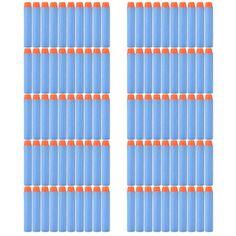 สินค้าที่คุณกำลังมองหา Buytra Refill Darts Bullet for Nerf Elite Series Blaster Sky Blue 100pcs พร้อมส่ง สินค้าได้รับการรับรอง