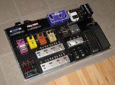 "The ""Neatest"" pedal board thread! So very TGP! v2 - Page 15 - The Gear Page"
