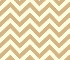 chevrons_beige fabric by holli_zollinger on Spoonflower - custom fabric; for master bedroom??