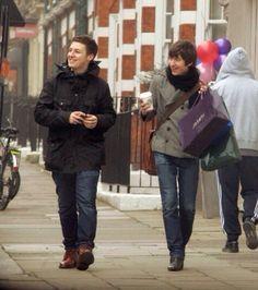Matt Helders and his girlfriend Monkey Puppet, Monkey 3, Matt Helders, Cool Fire, The Last Shadow Puppets, Alex Turner, Shopping Day, Alter, Cool Bands
