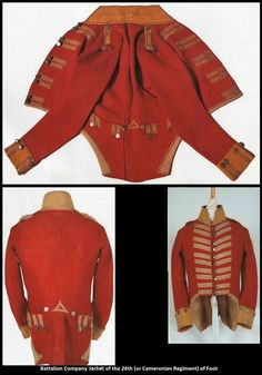 Redcoated from (give or take a few years. - Armchair General and HistoryNet >> The Best Forums in History Military Coats, Military Uniforms, War Of 1812, Army Uniform, Napoleonic Wars, British Army, Armchair, Take That, Leather Jacket
