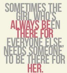 True... I love my friends and mom:) for that! We all fall down but we must stand up!!! Thanks for being there!