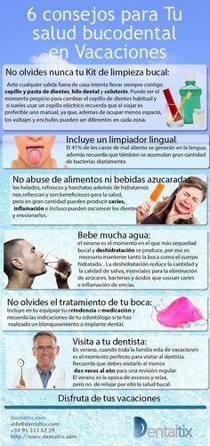 Tu salud bucal en verano Más