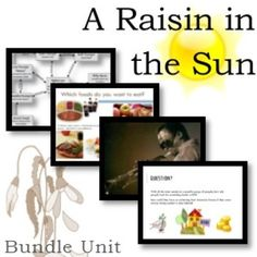 Collection of Raisin In The Sun Worksheets - Sharebrowse
