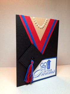 Graduation for Special Daughter by Queen Elizabeth - Cards and Paper Crafts at Splitcoaststampers