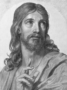 Images Of Christ, Pictures Of Jesus Christ, Christian Artwork, Jesus Face, Jesus Is Lord, Jesus Cristo, Son Of God, Sacred Art, Religious Art