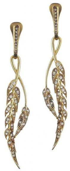 Axenoff Jewellery » Earrings «Rye»