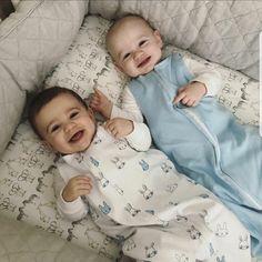 #wearableblanket #bunnies #blue #pink #2pack #babies #babiesofinstagram #baby #babyboy #babygirl #angeli #diy #diybaby #nursery #babynursery #twins