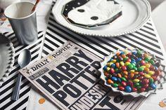 """Un goûter """"Harry Potter"""" ou """"Halloween"""" - Ma Récréation - le blog de Lili Barbery-Coulon"""