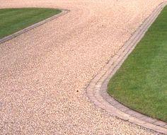 Driveway on Pinterest | Gravel Driveway, Circle Driveway and Driveways
