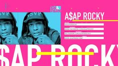 Part of BET's 106 & Park Rebrand I led the animation on in collaboration with AKF.
