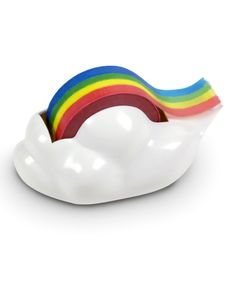 Flying Colors Cloud Tape Dispenser