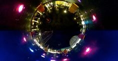 TOKYO DOME CITY, 2013[LINK] Spherical Image | RICHO THETA https://theta360.com/s/7LB?view=embed
