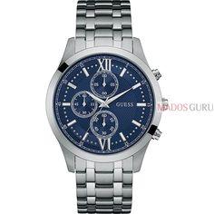 GUESS laikrodis W0875G1, laikrodziai vyrams, vyriski laikrodziai, laikrodziai internetu